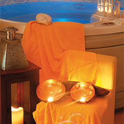 Chora Resort & Spa Folegandros - Spa Treatments