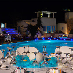 Chora Resort & Spa Folegandros - Wedding Facilities