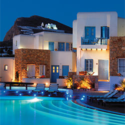 Chora Resort & Spa Folegandros - Weddings Location